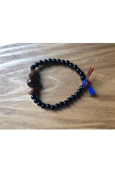 Bracelet Nino noir