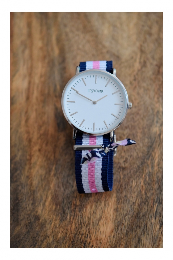 Montre TIZZY Rose