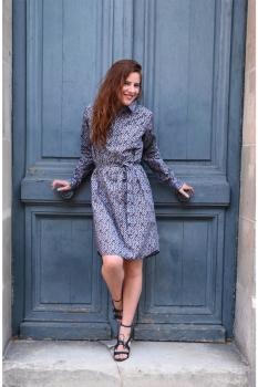 Robe chemise ANNA