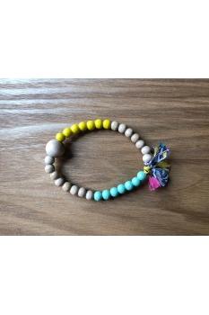 Bracelet Nina Jaune