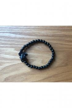 Bracelet Gino noir