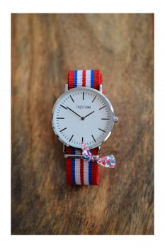 Montre TIZZY Rouge